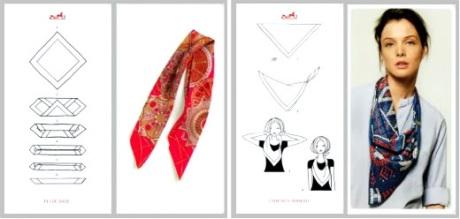 hermes scarf 9