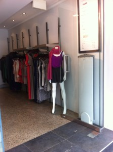 Cashmere and Kaye, verve, Paddington, shop, scarf